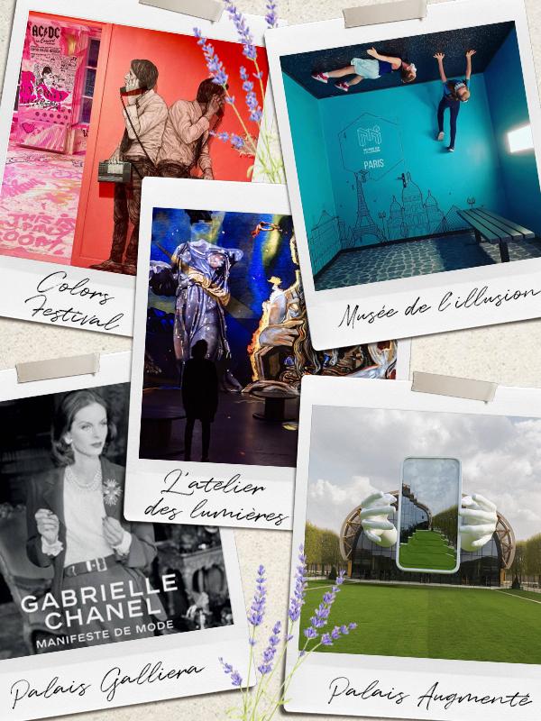 Que faire en Juin à Paris : spéciale expositions